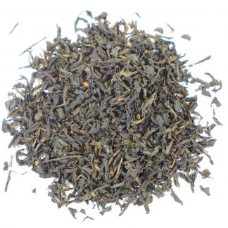 Lapsang Souchong, gerookte zwarte thee